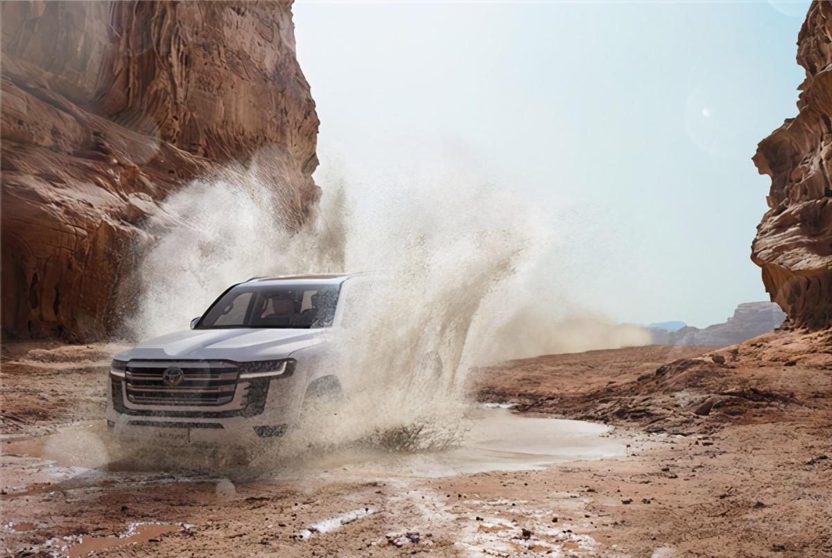 丰田全新一代兰德酷路泽解析  增加新的科技配置